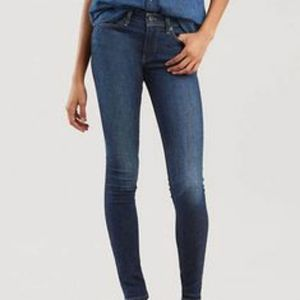 Levi's Made & Crafted 711 Skinny Jeans
